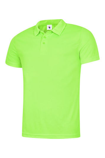 Uneek UC125 - Mens Ultra Cool Polo Shirt Wizard Printers