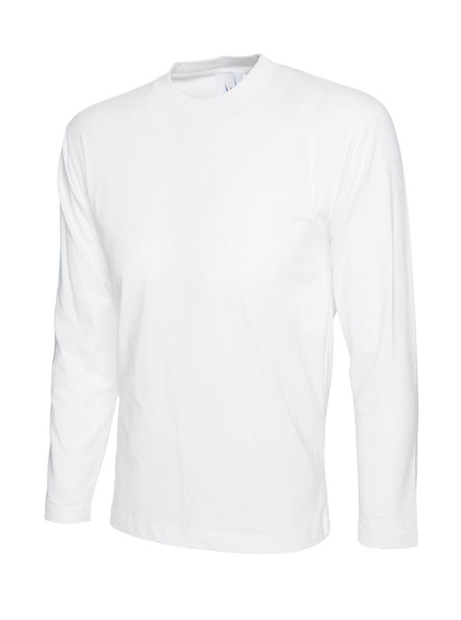 Uneek UC314 - Long Sleeve T Shirt Wizard Printers