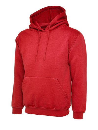 Hooded Sweatshirt - UC508 Wizard Printers
