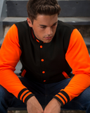 Electric Varsity Jacket - JH044 Wizard Printers