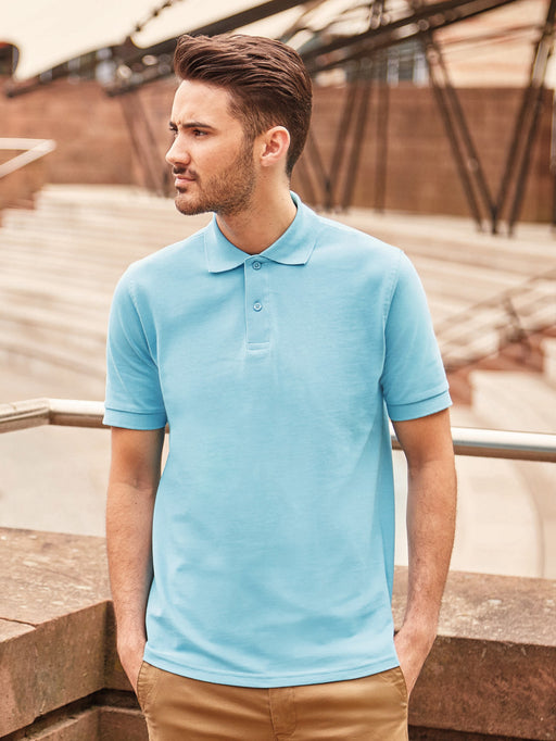 569M - Classic Cotton Piqué Polo Shirt