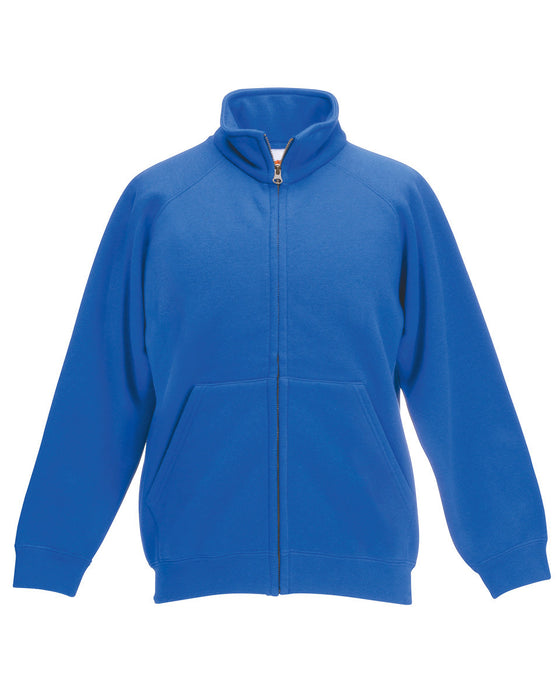 Kids Classic Sweat Jacket - SS92B Wizard Printers