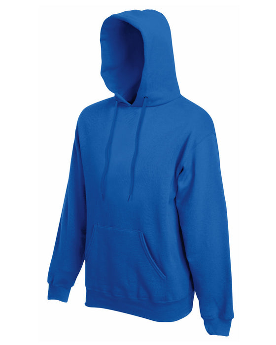 Fruit of the Loom SSE14 - Premium Hooded Sweatshirt Wizard Printers