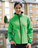 Core Ladies Printable Soft Shell Jacket - RS231F Wizard Printers