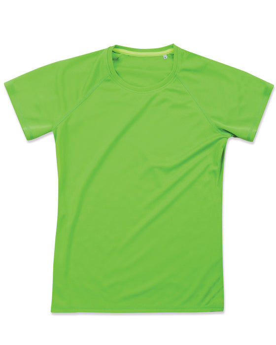 Active By Stedman Womens 140 Raglan T-Shirt - ST8500 Wizard Printers