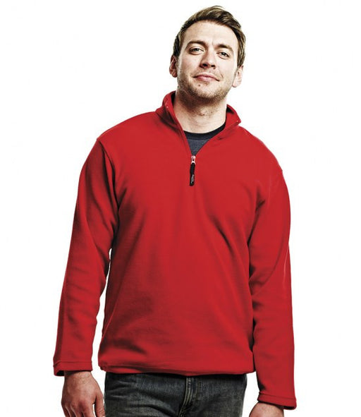 Regatta RG134 - Zip Neck Micro Fleece Wizard Printers