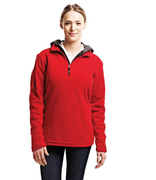 Regatta RG140 - Ladies Zip Neck Micro Fleece Wizard Printers