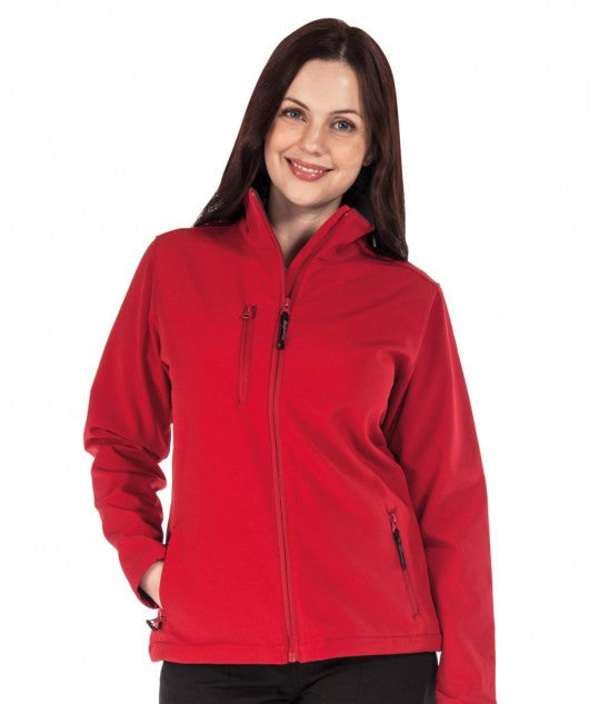 Regatta RG161 - Ladies Octagon Soft Shell Jacket Wizard Printers