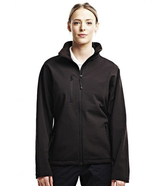 Regatta RG167 - Ladies Void Soft Shell Jacket Wizard Printers