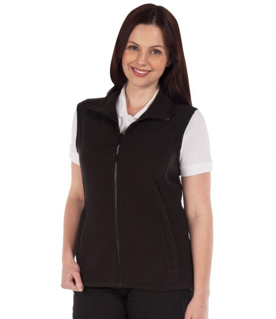 Regatta RG184 - Ladies Haber II Fleece Bodywarmer Wizard Printers