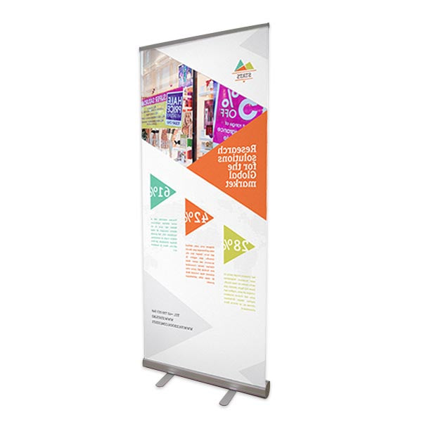 Wizard Printers Signs Standard Roller Banner  85 x 200cm Wizard Printers