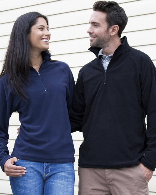 RS112 - Result Core Zip Neck Micro Fleece