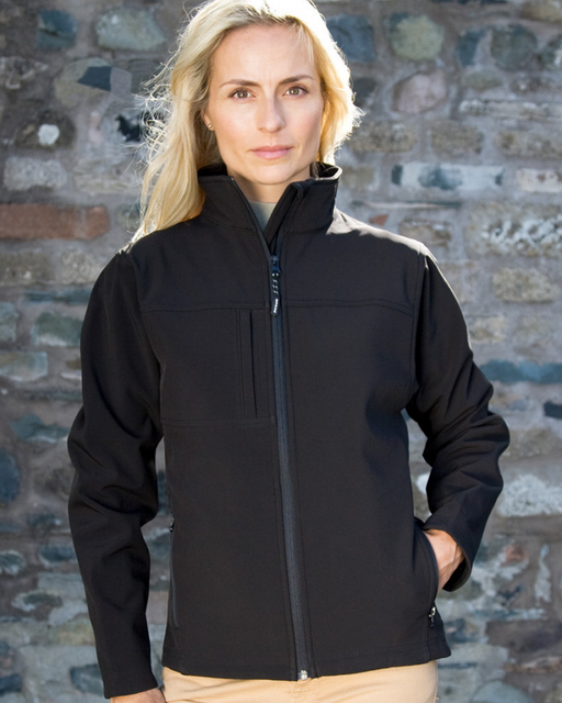 RS121F - Ladies Classic Soft Shell Jacket