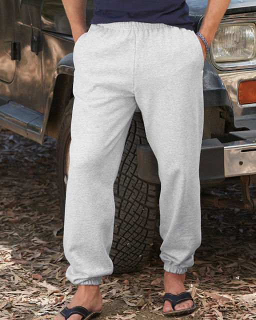Fruit of the Loom SS15 - Elasticated Hem Jog Pants Wizard Printers