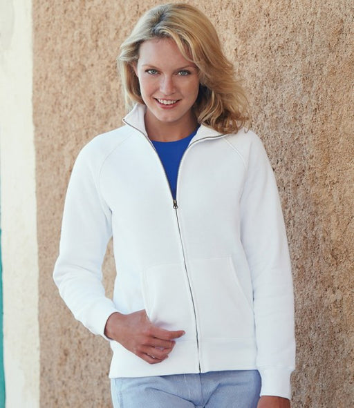 Fruit of the Loom SS79 - Ladies Premium Fit Sweat Jacket Wizard Printers