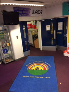 Recent Vimec V64 Wheelchair Platform Lift Install at Merton Bank Primary School in St Helens for DDA Access.