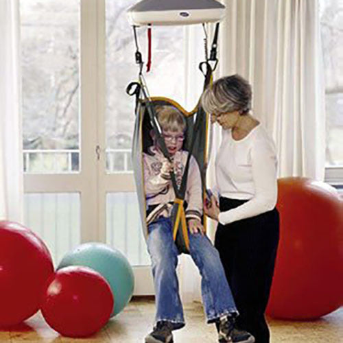 Invacare Robin Hoist 1st Choice for Local Councils for Paediatrics