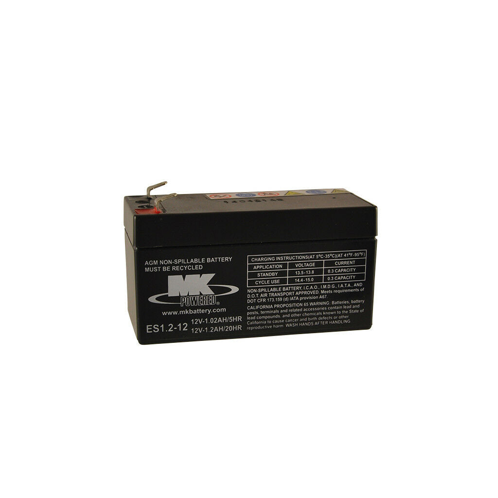 12V 1.2AH SLA Battery