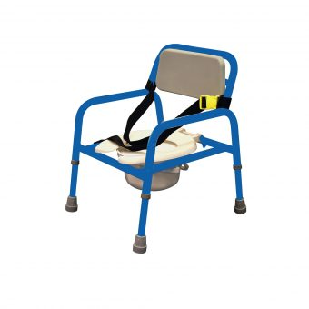 Roma Paediatric Adjustable Commode 3310