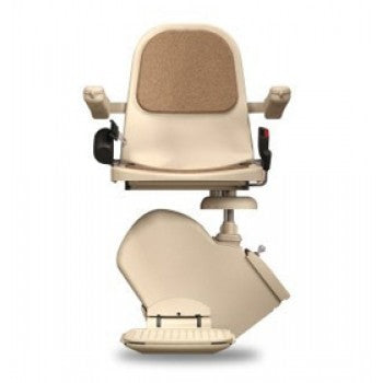 Brooks 120 Straight Reconditioned Stairlift