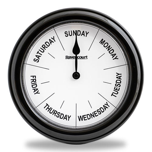 Able2 Day Of The Week Wall Clock PR70102