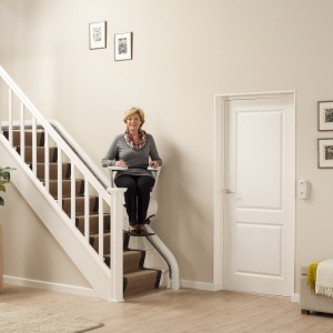 Acess BDD Flow 2 Curved Stairlift