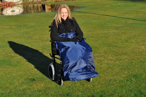 Able2 Splash Deluxe Wheelchair Apron Lined PR34020/D