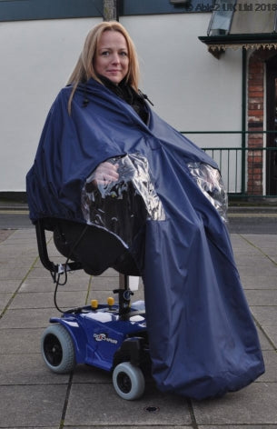 Able2 Splash Powerchair Cape Unlined PR34029
