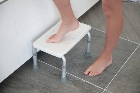 Able2 Adjustable Bath Step PR46293