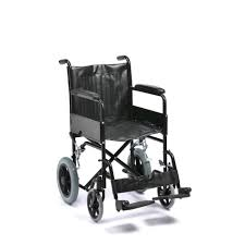 Drive Medical S1 Transit Steel Wheelchair