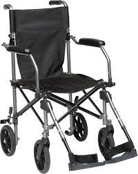 Drive Medical Travelite Transport Chair