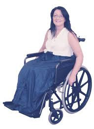 Aidapt Fleece Lined Wheelchair Cosy ( VA129SS )