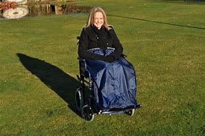 Able2 Splash Wheelchair Cosy PR34021