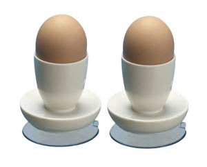 Aidapt Egg Cups With Suction Base VM908