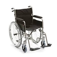 Drive Medical Self Propelled Aluminium Wheelchair ( LAWCOO1 )