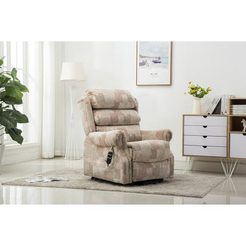 GFA Lincoln Duel Motor Rise Recliner Chair