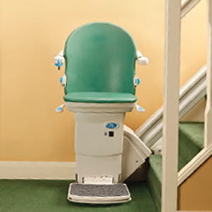 Minivator Simplicity 1000 Straight Stairlift Standard or Heavy Duty