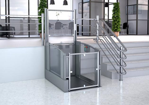 Pollock Executive Steplift or Open Platform Lift