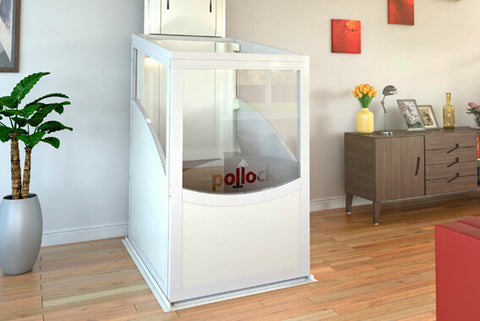 Pollock Eco Through Floor Lift