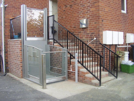 Pollock Steplift or Open Platform Lift