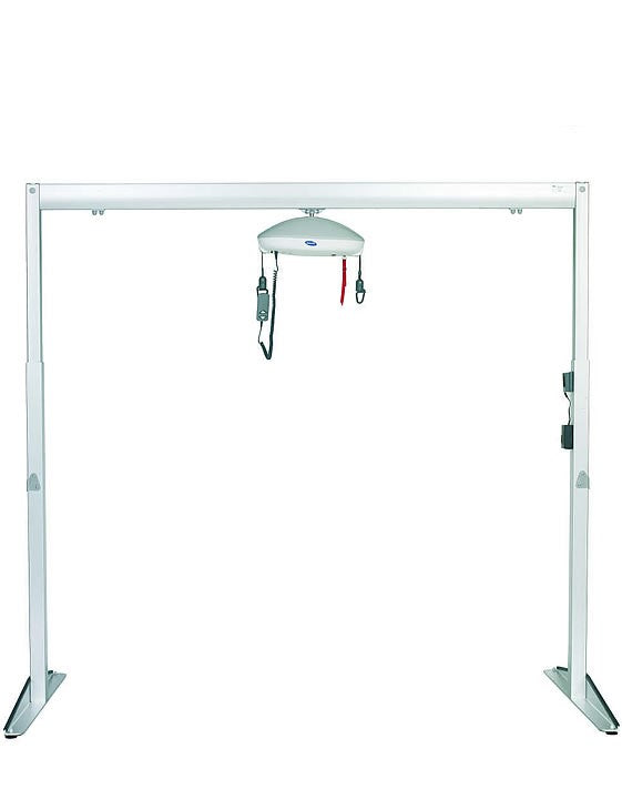 Hire Gantry Hoists and Hire Mobile Patient Hoists Lightweight Folding and Travel Type available