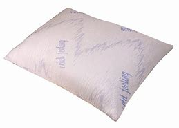 Aidapt Cooling Shredded Memory Foam Comfort Pillow VG887C