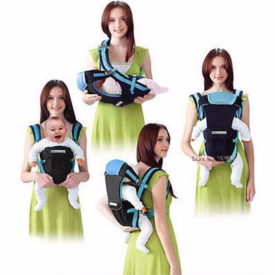4 in 1 Breathable Baby Carrier
