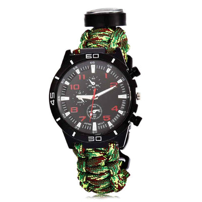 6 in 1 Outdoor Chronograph Watch