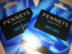 Penneys Voucher Gift card $20, £20, Primark, Gift, Prize, Loop Competition