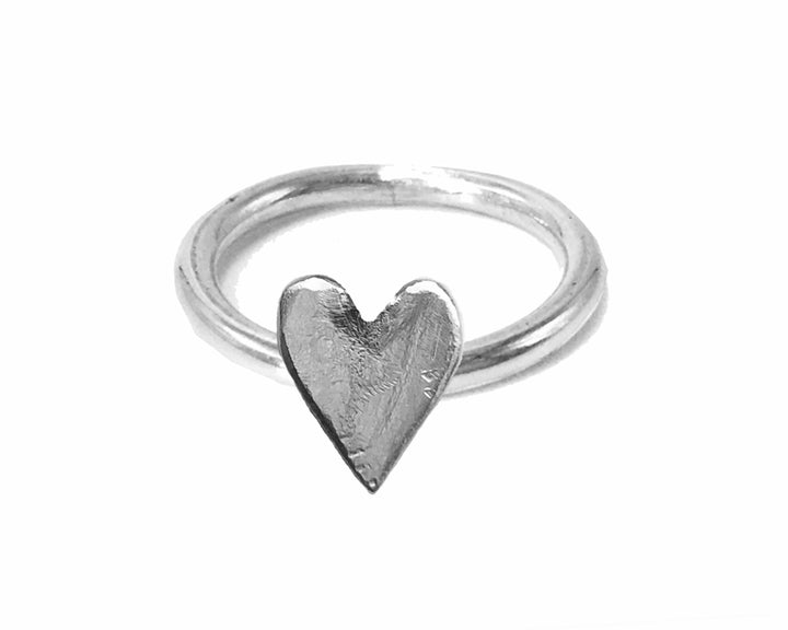 Limited Edition Heart Ring, , saltandco