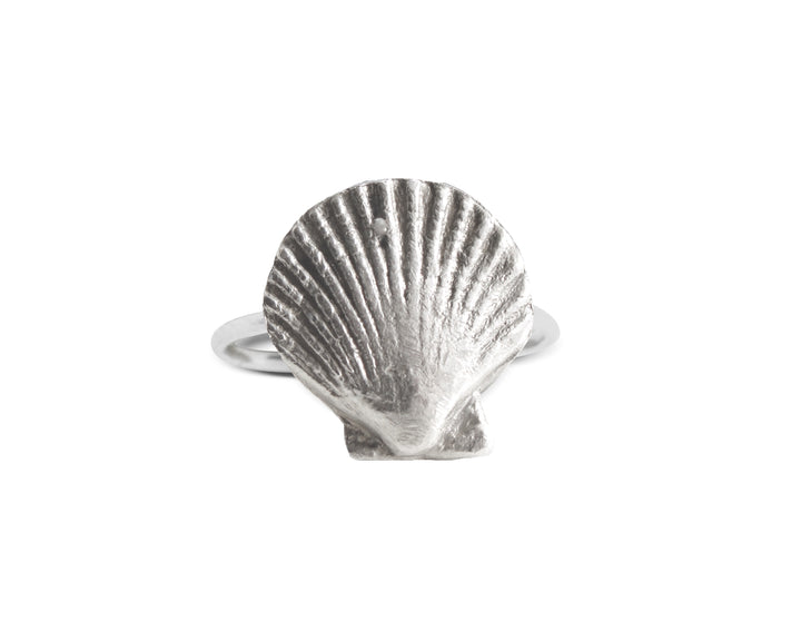 Seashell Ring, Rings, saltandco
