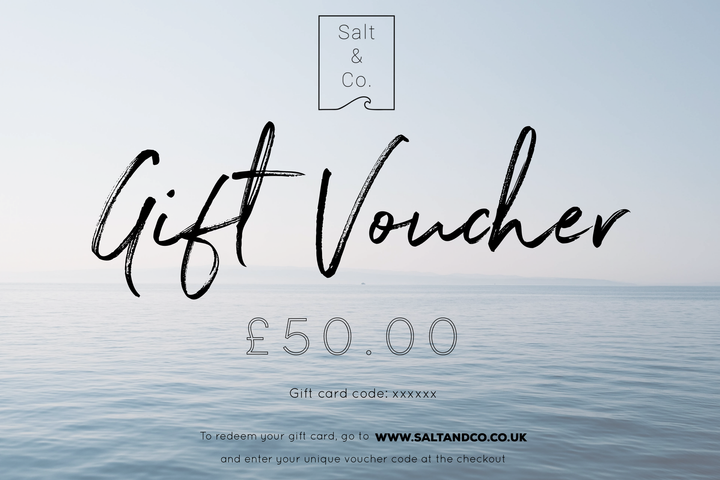 £50.00 Gift Card - Post Version