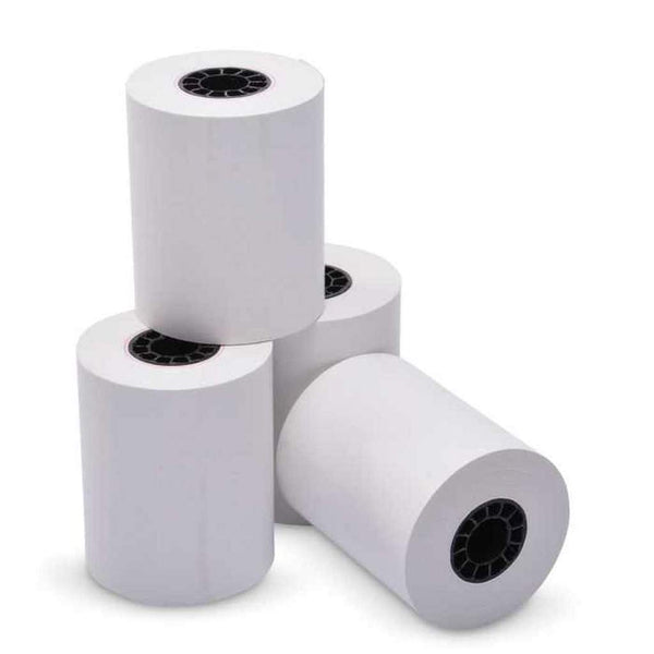 "2-1/4"" x 80' PoS THERMAL RECEIPT PAPER - 50 ROLLS/BOX  Thermal Tiger TT2080"