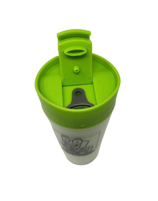 15 oz. LIME TUMBLER - Unspeakable Merchandise
